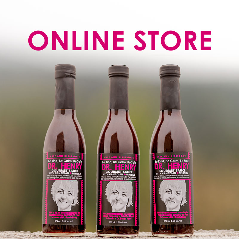 Dr. Henry Whisky Gourmet Sauce Online Store